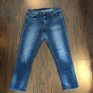 GAP 1969 Womens SKINNY Jeans Size 32 L (36x29.5)